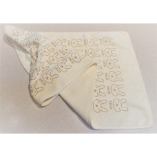 KA-MF-1 Rabbit Microfibre Cloth - To Cover Work Area and to Dry Hands